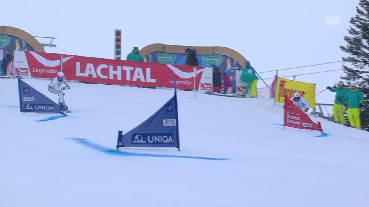 Final-Lauf Frauen