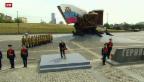 Video «Putin spricht über Ersten Weltkrieg» abspielen