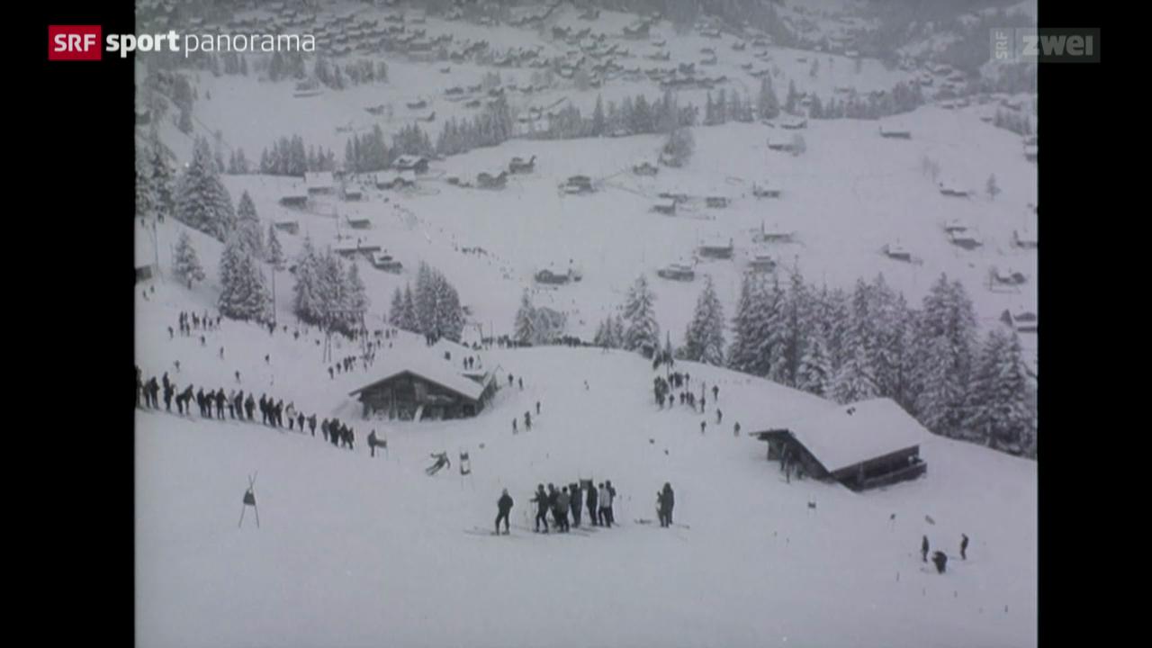 Ski: Die Geschichte der Rennen in Adelboden