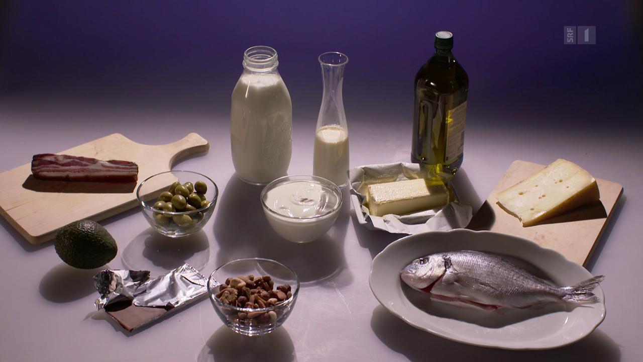 Fett ist gut – Umdenken bei der gesunden Ernährung
