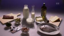 Video «Fett ist gut – Umdenken bei der gesunden Ernährung» abspielen