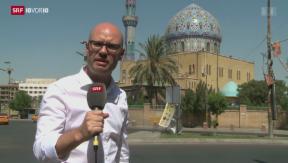 Video «Tod und Terror in Bagdad» abspielen