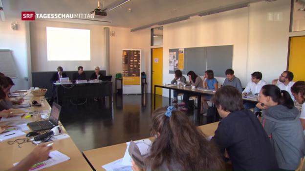 Video «Sozialhilfequote steigt in mittelgrossen Städten» abspielen