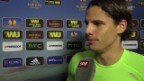 Video «Fussball: Interview mit Yann Sommer («sportlive», 13.3.14)» abspielen