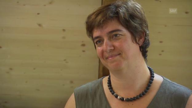 Video «Jodelkurs, Lektion 3: Alles geben bei der Bruststimme» abspielen