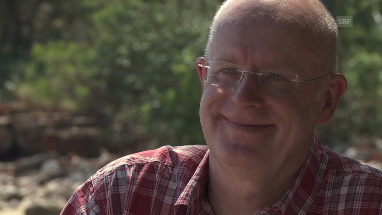 Urs Wälterlin im Gespräch mit Sven Furrer