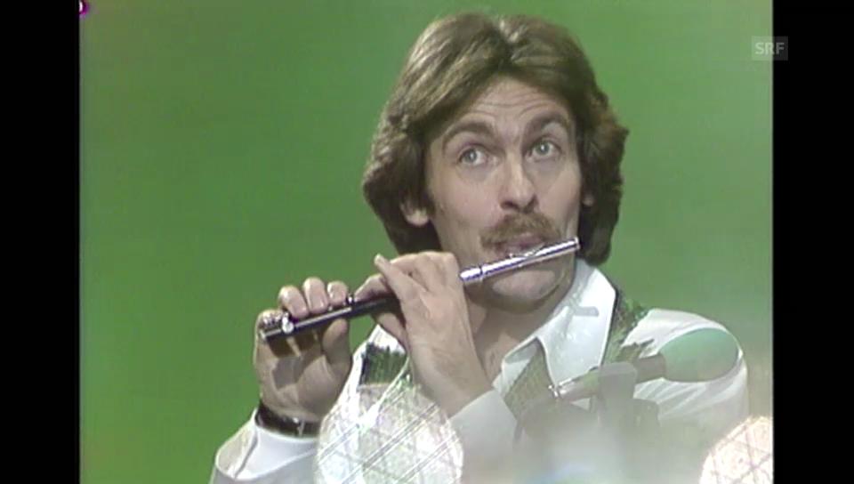 Schweizer Ausscheidung für den «Concours Eurovision de la Chanson» 1977