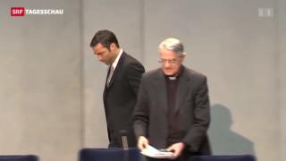 Video «Schweizer als neuer Hoffnungsträger für die Vatikan-Bank» abspielen