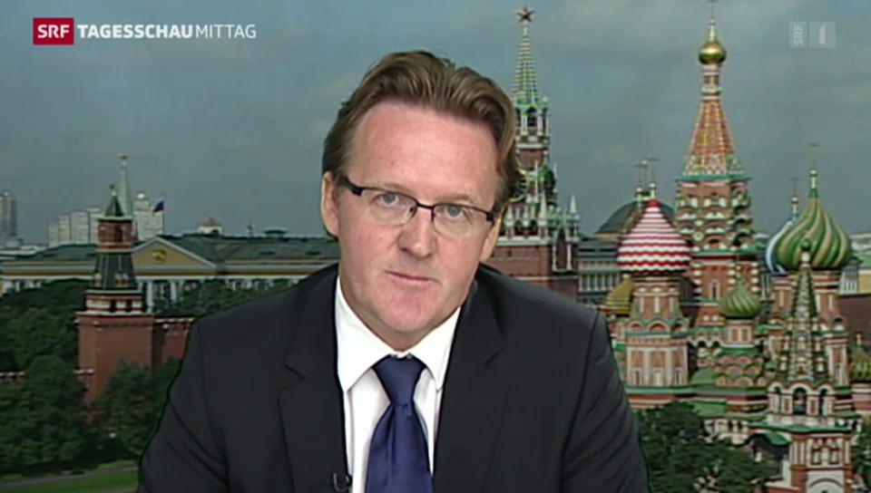 Einschätzungen von SRF-Korrespondent Christoph Franzen