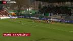 Video «Wichtiger Sieg von Vaduz» abspielen