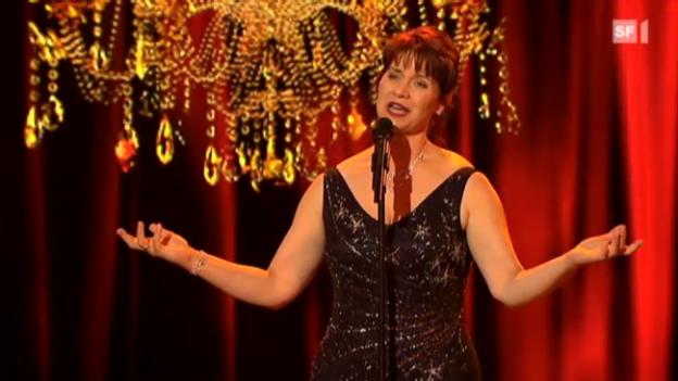 Video «Maya Wirz gewinnt die «Die grössten Schweizer Talente» 2011» abspielen