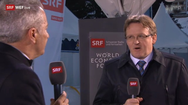 SRF-Korrespondent Christof Franzen über Korruption in Russland
