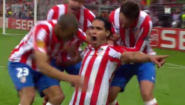 Atletico Madrid - Athletic Bilbao: Die Tore