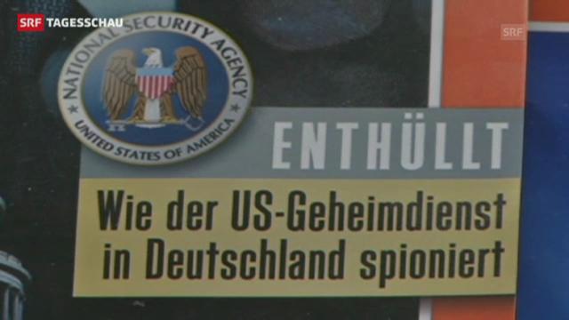 NSA bespitzelt Deutschland und die EU