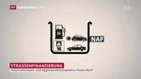 Video «Wer zahlt für Nationalstrassen?» abspielen