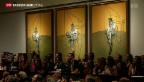 Video «Das teuerste Kunstwerk aller Zeiten» abspielen