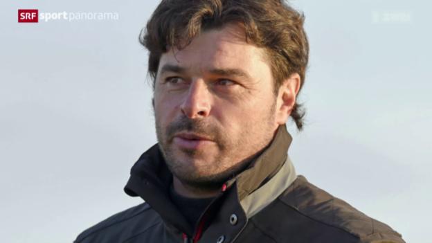 Video «Fussball: Ciriaco Sforza neuer Thun-Trainer» abspielen