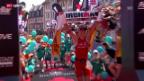 Video «Triathlon: Ironman Frankfurt» abspielen