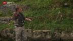 Video «Germano Vailati - im Tor die Nummer 2, im Fischen die Nummer 1» abspielen