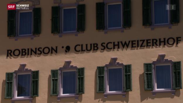Video «Schweiz aktuell vom 26.06.2015» abspielen