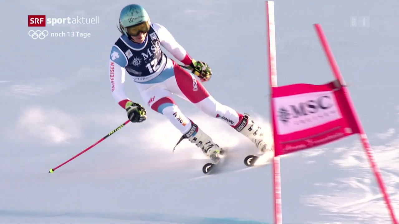 Simone Wild holt sich das Olympiaticket