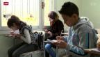 Video «Harte Schule Flüchtlingslager» abspielen