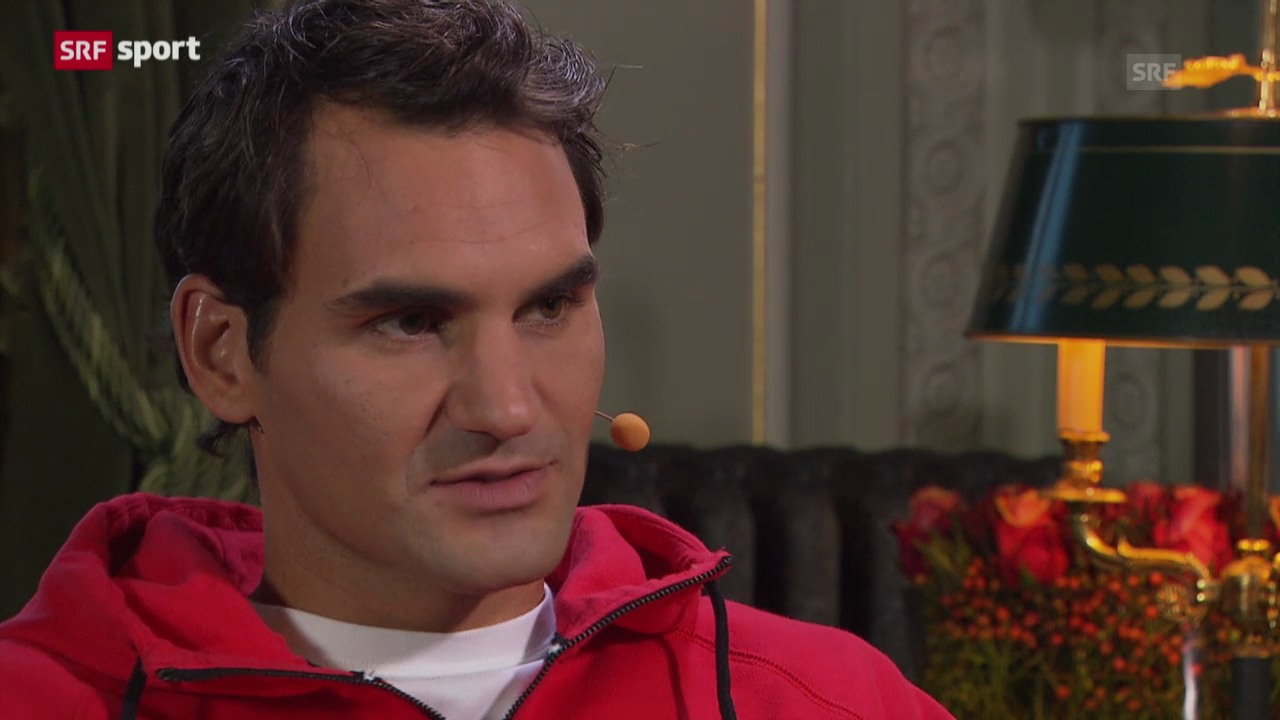 Federer über sein Jahr 2013