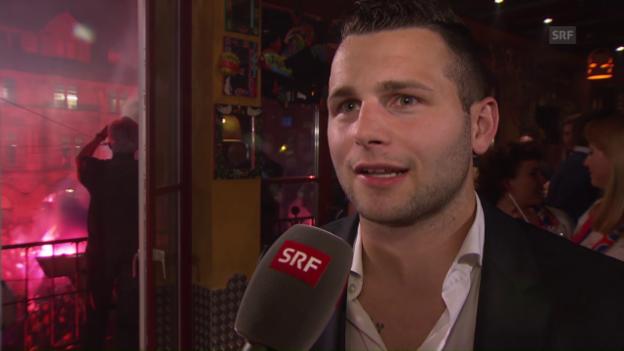 Video «Renato Steffen: «Das macht süchtig»» abspielen