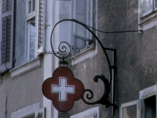 Video «Die erste Berichterstattung über die «Solothurner Literaturtage» vom 25.5.1979» abspielen