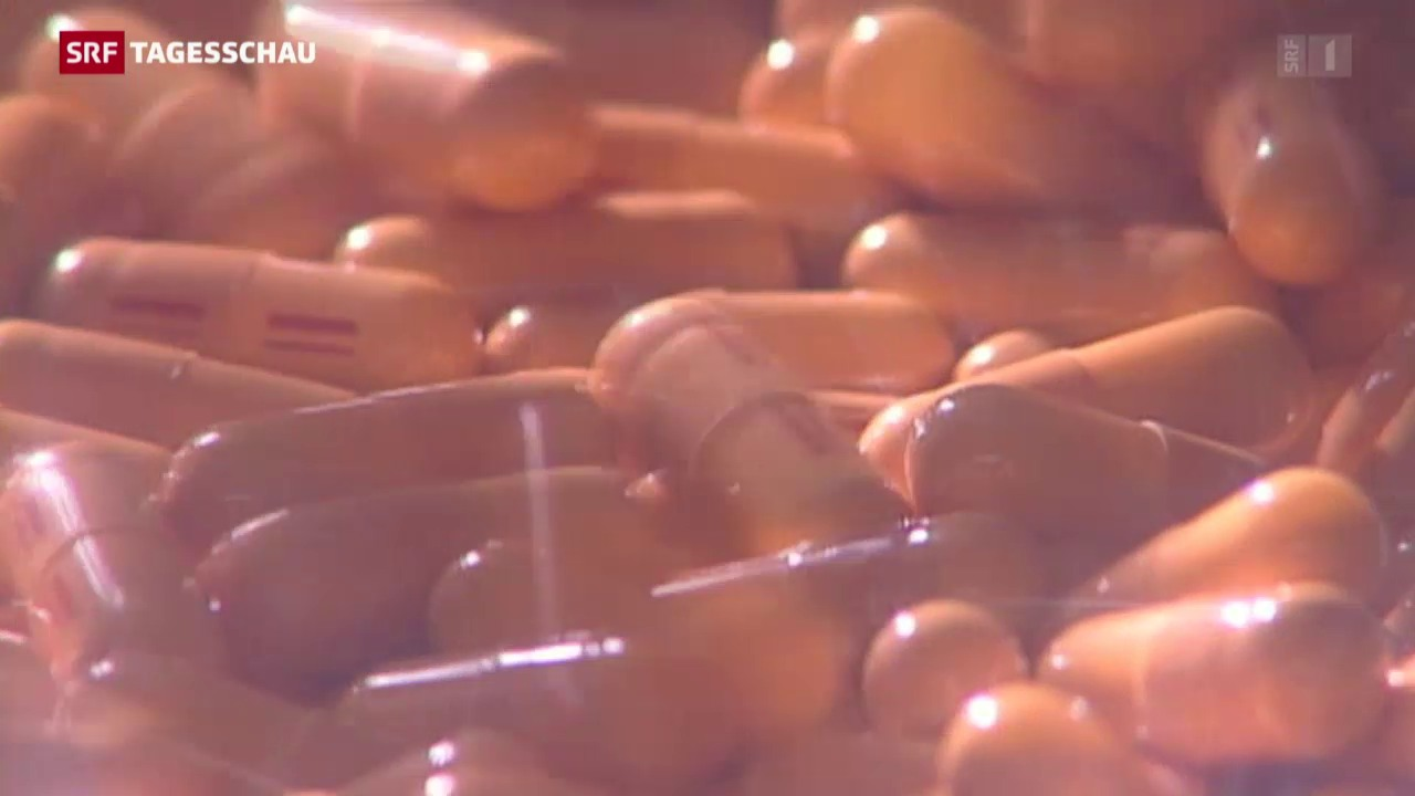 Pharma-Riese Roche wächst mehr als Novartis