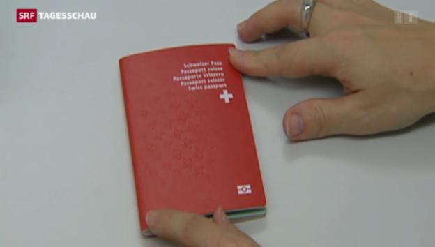 Video «Nationalrat hält an schärferen Regeln für Einbürgerungen fest» abspielen