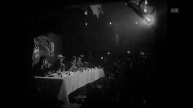 Video «Die Rolling Stones Pressekonferenz 1967» abspielen