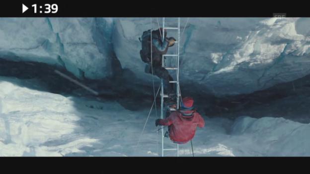 Video «Keine 3 Minuten: «Everest»» abspielen