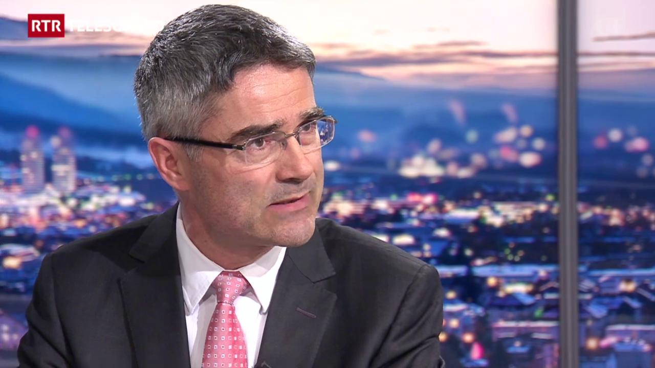 Mario Cavigelli davart il cumpromiss dal Cussegl naziunal
