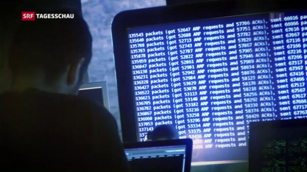 Video «IT-Sicherheit des Bundes unter schwerer Kritik» abspielen