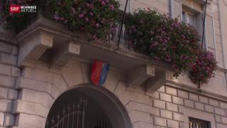 Video «Ein verhülltes Gesicht kostet im Tessin künftig 100 Franken» abspielen