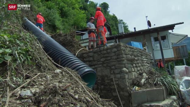 Video «Schweiz aktuell vom 12.06.2015» abspielen