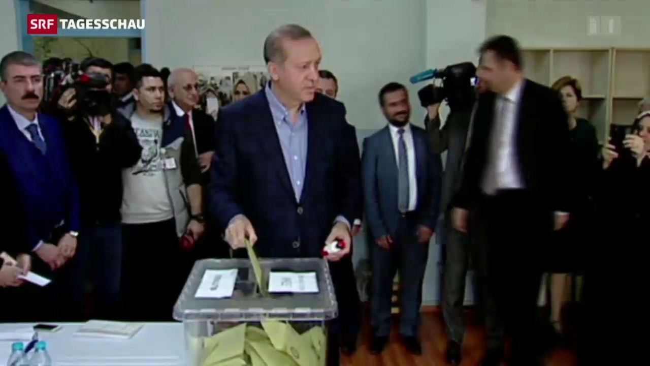 Wahlerfolg im zweiten Anlauf für Erdogan