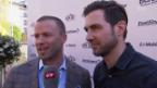 Video «Mit Divertimento, Annina Campell und Co. an der Zelt-Gala» abspielen