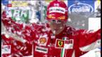 Video «Räikkönen zu Sauber» abspielen
