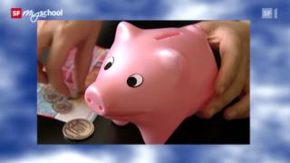 Video «Wirtschaft und Gesellschaft: Vorsorgen (4/12)» abspielen