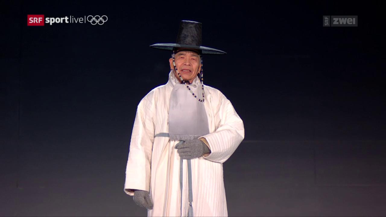 Süd- und Nordkoreas gemeinsamer Auftritt // Arirang