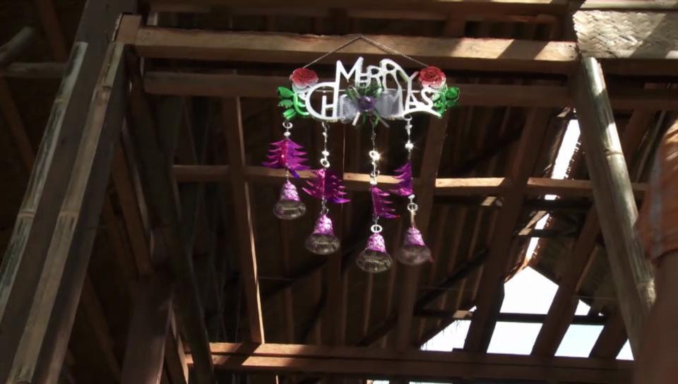 Weihnachten auf Palawan
