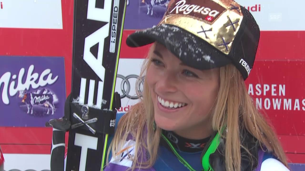 Ski Alpin: Interview Lara Gut