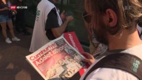 Video «Türkei: Feldzug gegen die Pressefreiheit» abspielen