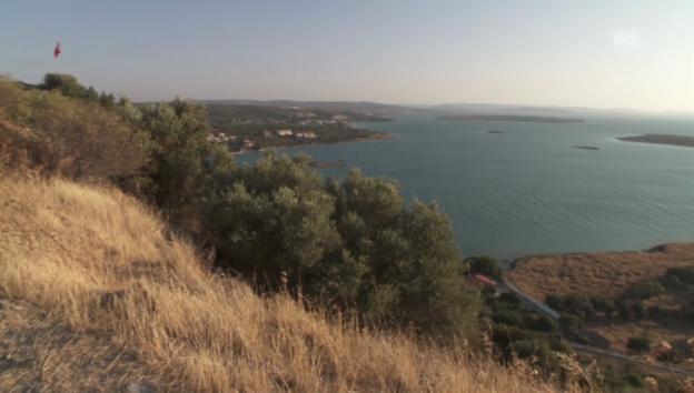 Video «Eine Ausgrabungsstätte bei Alaçati» abspielen