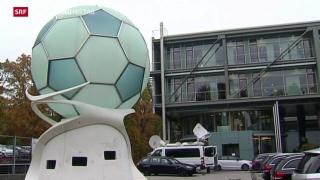 Video «Razzia beim Deutschen Fussball-Bund» abspielen