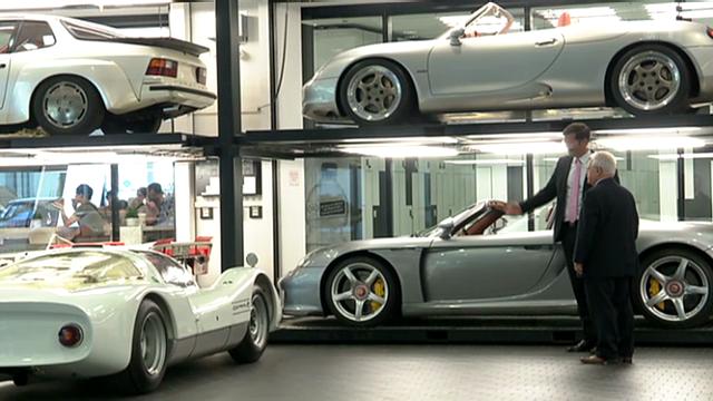 Porsche: Sinnbild der deutschen Wirtschaftsmacht