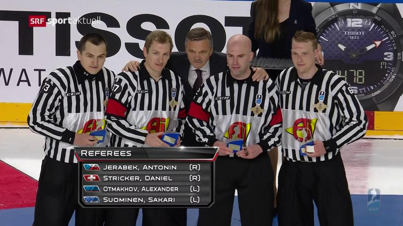 Daniel Stricker: Der Schweizer im WM-Final