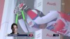 Video «Ski: Die Fahrt von Janka im Gröden-Super-G («sportlive» vom 20.12.13)» abspielen
